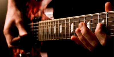 learn how to play the guitar